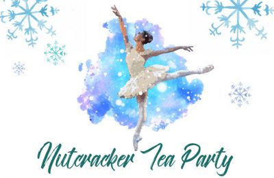 Nutcracker Tea Party @ Segerstrom