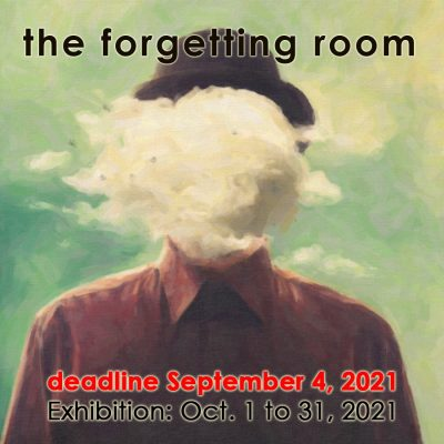 The Forgetting Room: Online Group Exhibition