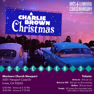 A Charlie Brown Christmas: Drive-in