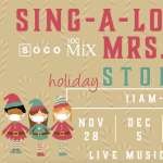 Holiday 2020 Events at SOCO + The OC Mix
