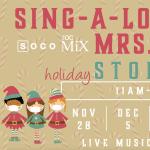 Holidays at SOCO + The OC Mix