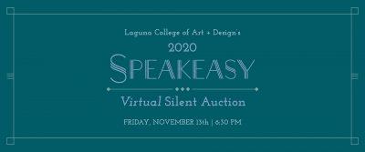 LCAD Virtual Speakeasy Silent Auction