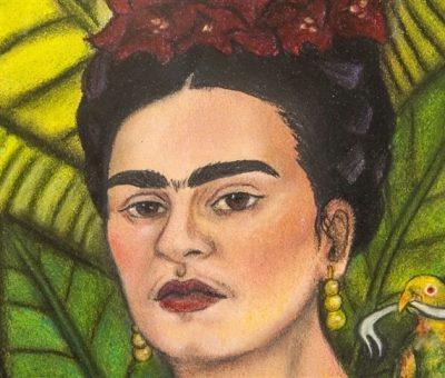 Sunday Fundays - Frida Kahlo