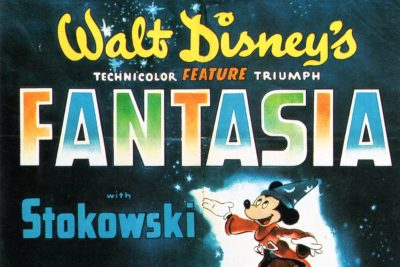 Outdoor Screening:  Fantasia