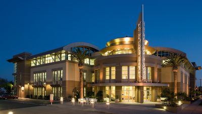 Folino Theatre, Marion Knott Studios, Chapman University