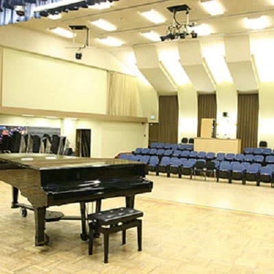 Fullerton College Recital Hall
