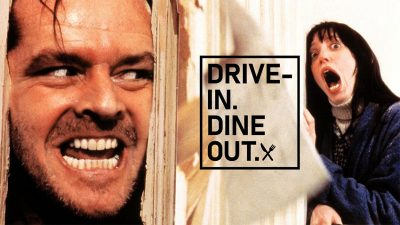 Drive-in Movie Tustin:  The Shining