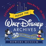 TEMPORARILY CLOSED: Inside the Walt Disney Archives