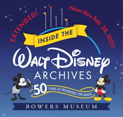 TEMPORARILY CLOSED: Inside the Walt Disney Archive...
