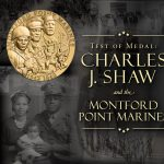 TEMPORARILY CLOSED: Charles J Shaw & the Montford Point Marines
