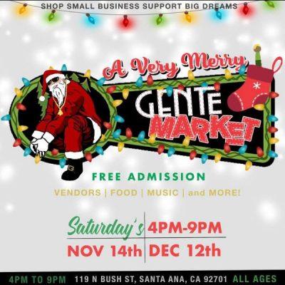 DTSA:  Holiday Gente Market