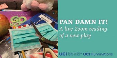 Live Play Reading:  Pan Damn It!