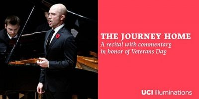 The Journey Home:  A Veterans Day Recital