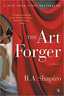 Bowers Online:  Author Chat with B.A. Shapiro
