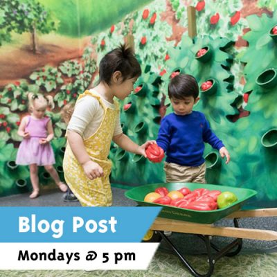 Weekly Activities with Pretend City