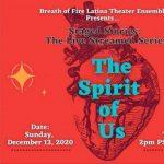 Free Live Stream:  The Spirit of Us