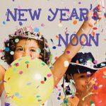 Virtual Noon Year's Celebration