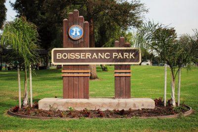 Henry Boisseranc Park