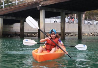 Kayak Harbor Tours