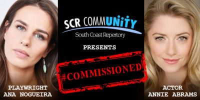 South Coast Repertory's #Commissioned, Episode 3