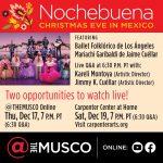 Nochebuena – Christmas Eve in Mexico