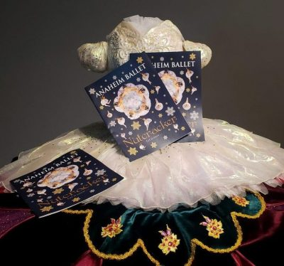 Costumes of Anaheim Ballet's Nutcracker Virtual Exhibition