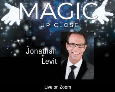 Livestream Event: Magic Up Close