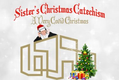 Sister's Christmas Catechism:  A Very COVID Christmas