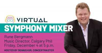Pacific Symphony Mixer with Rune Bermann