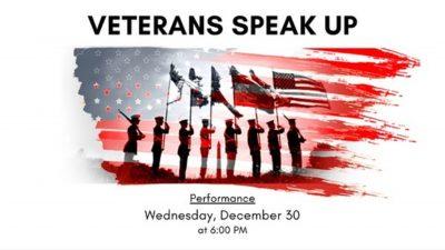 Veterans Speak Up