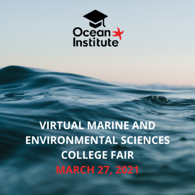 Free College Fair:  Marine & Environmental Sciences