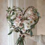 Sweetheart Bouquet Class at Sherman Gardens
