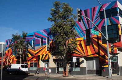 4th Street Market Mural