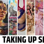 Brea Art Gallery:  Taking Up Space
