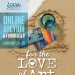 LOCA Online Auction is for Art Lovers