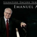Soka Signature Series Encore:  Emanuel Ax
