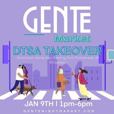 DTSA:  Gente Night Market