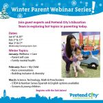 Parent Webinar Series