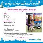 Parent Webinar Series