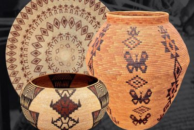 Bowers Tour:  California Indian Basketry