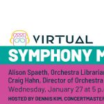 Live Mixer with Pacific Symphony