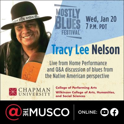 Mostly Blues with Tracy Lee Nelson