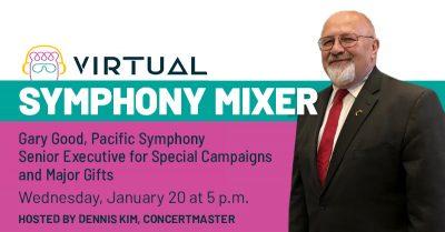 Live Pacific Symphony Mixer
