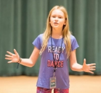 Online Musical Theater Training with Segerstrom
