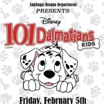 Free Disney Musical:  101 Dalmatians