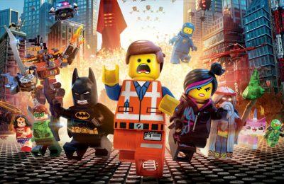 Movies @ Argyros Plaza:  The LEGO Movie