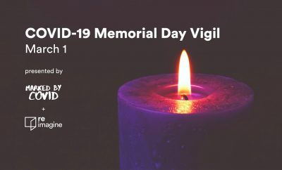Virtual Vigil for COVID-19 Memorial Day