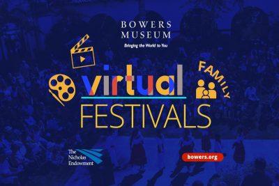 """Free Virtual Family Festival: """"Fiesta de Mexico"""""""