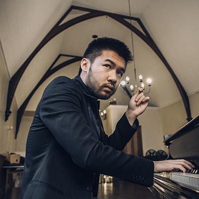 Festival Salon: Conrad Tao, piano