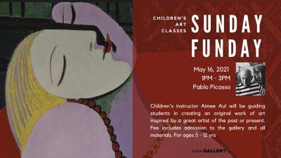 Sunday Fundays - Pablo Picasso
